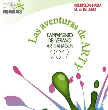 Campamento Art & Mañas