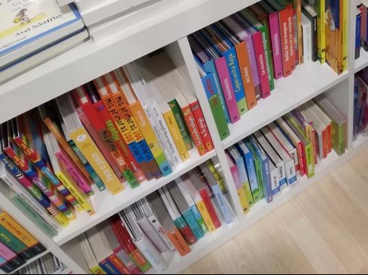Pequeño Ensanche taller de libros prohibidos