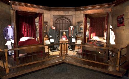 Dormitorio GryffindorTM Harry Potter The Exhibition